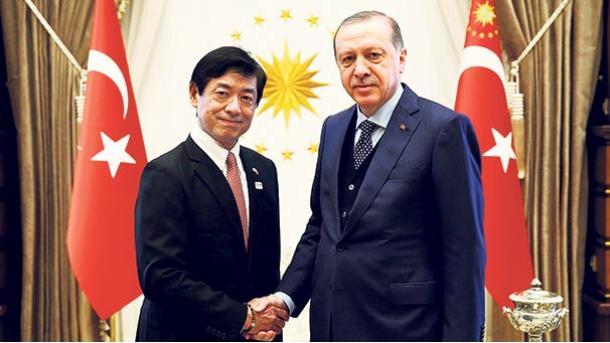 宮島昭夫・新駐トルコ日本国特命全権大使の信任状捧呈式が行われる | TRT  日本語