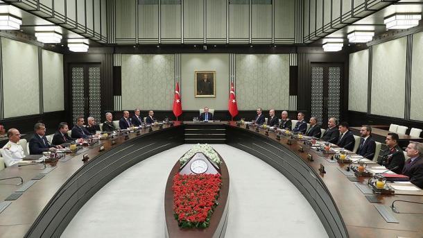 Turqi - Këshilli i Sigurisë Kombëtare: Lufta kundër terrorit do të vazhdojë pa ndërprerje | TRT  Shqip