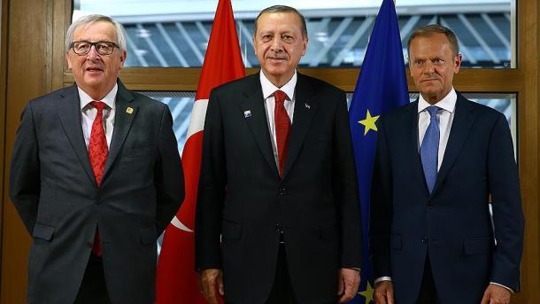 Tarayyar Turai ta aika wa Erdoğan sakon taya murna