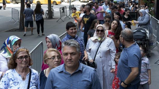 Elections présidentielles et législatives en turquie: fermeture des