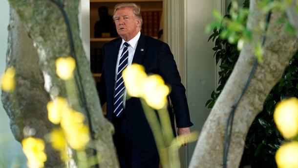 Трамп подтвердил освобождение Ракки ипредрек конец «халифата» ИГ