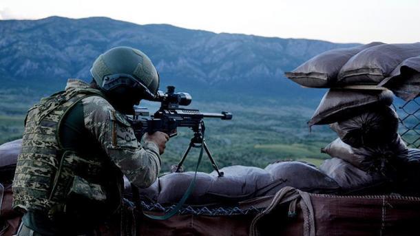 Forcat turke të sigurisë neutralizuan 4 terroristë të PKK-s | TRT  Shqip