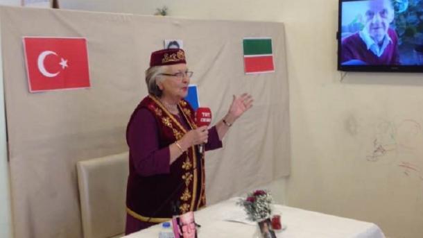 Änkarada Ali Aqış iskä alındı | TRT  Tatarça