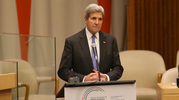 Kerry: Potrebno uvesti ograničenje letova u kritičnim dijelovima Sirije