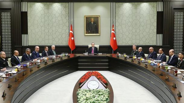 В руководстве Турции назначены 5 новых министров