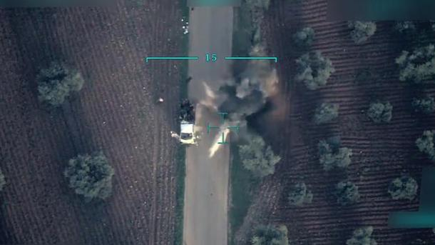 Турецкие войска взяли сирийский Африн,— Эрдоган