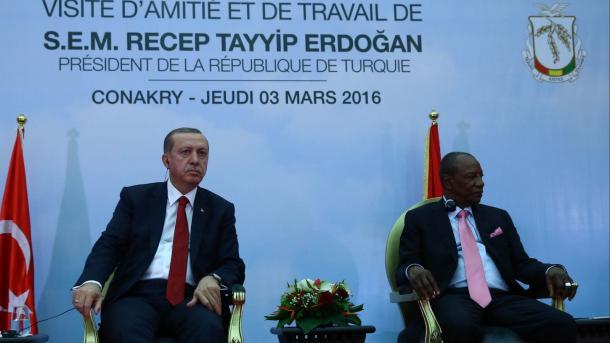 Erdogan posjetio Gvineju: Turska s vama želi sarađivati kao prijetelj, a ne kao kolonizator