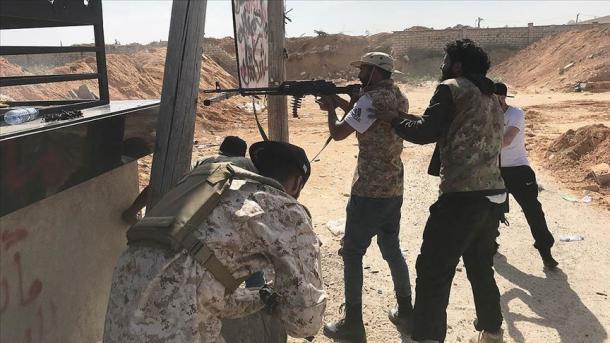 Zhvillimet në Libi – Sarraj kërkoi gjykimin e Gjeneralit Halife Hafter nga ICC   TRT  Shqip