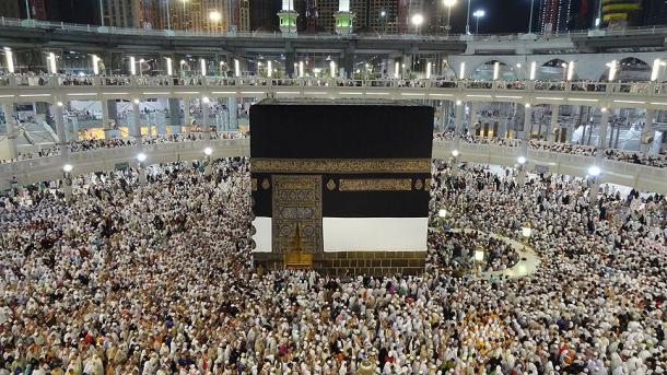 Više od milion vjernika stiglo u Saudijsku Arabiju kako bi obavili hadž