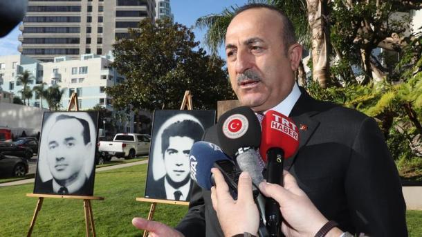 Эрдоган пригрозил убить создаваемые коалицией США «силы безопасности границы» вСирии