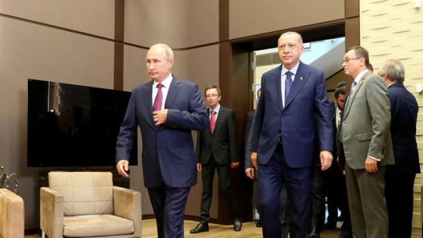 (I plotësuar) Erdogan: Arritëm në marrëveshje për krijimin e një zone të lirë nga armatimi në Idlib   TRT  Shqip