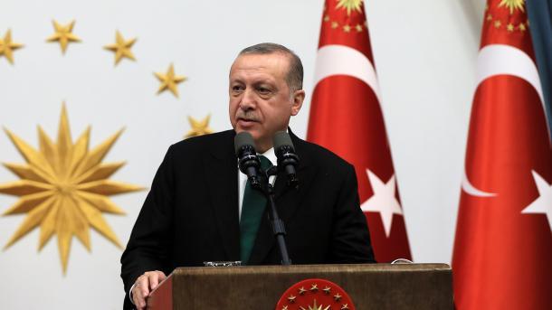 اردوغان : أن العالم يواجه جريمة كبيرة ضد الإنسانية في فلسطين   TRT  Arabic
