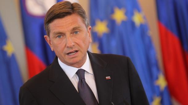 Der slowenische Staatspräsident Borut Pahor ist wiedergewählt