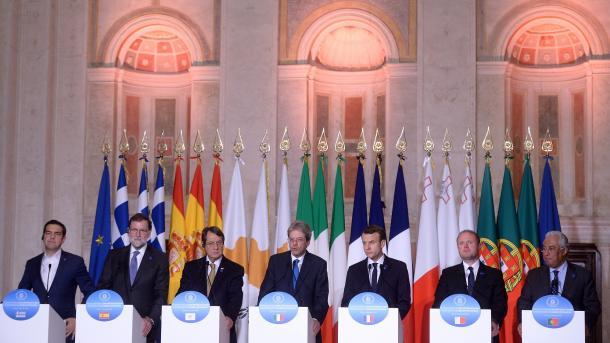 Paris et Rome à l'unisson — Politique migratoire