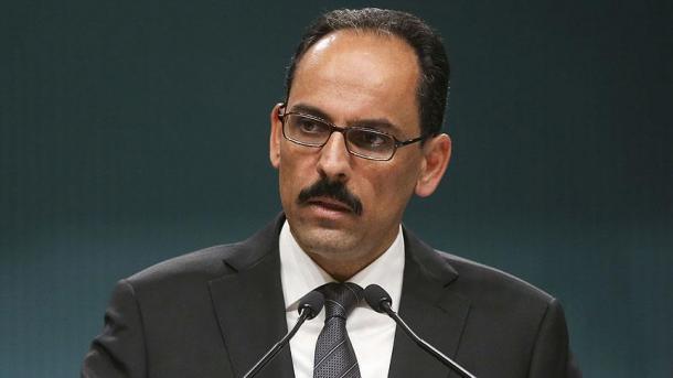 Kalin: Turska neće dozvoliti formiranje terorističkog entiteta na granici pod kontrolom PKK