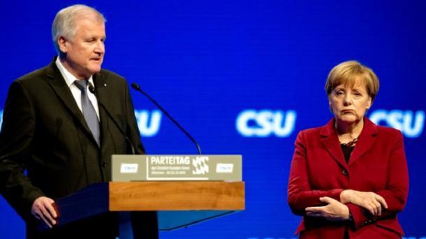 Gjermani – Koalicioni CSU-CDU rrezikon shpërbërjen, Merkel në bisedime urgjente me Seehofer | TRT  Shqip