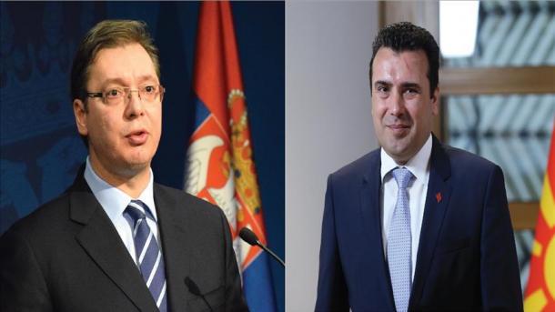 Zaev-Vuçiç: Mosmarrëveshjet të zgjidhen dialog | TRT  Shqip