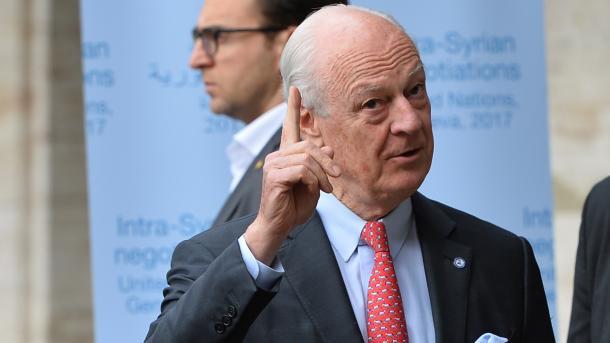 Concluyen conversaciones de paz en Siria sin abordar todos los asuntos: ONU