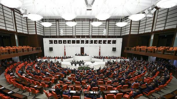 Kuvendi i Turqisë miratoi rezolutën për operacionet përtej kufirit   TRT  Shqip