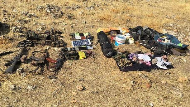 Neutralisano 10 pripadnika terorističke organizacije PKK