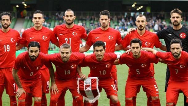 土耳其国家足球队将与俄罗斯进行热身赛 | 三昻体育