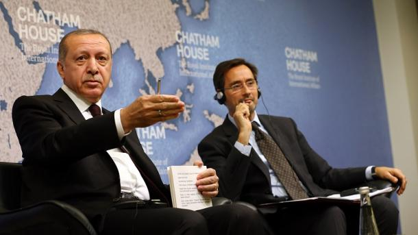 Ankara sugiere al embajador de Israel que abandone el territorio turco