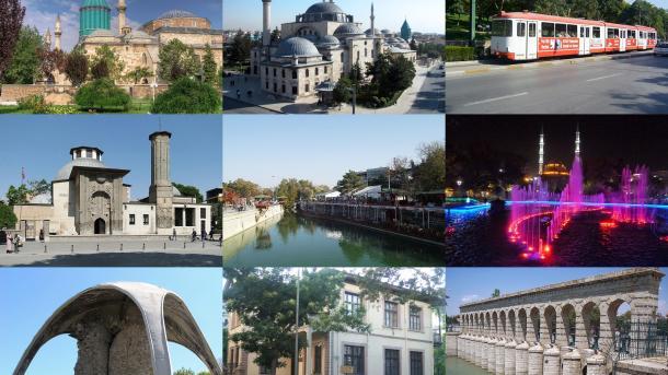 Turizmi në Turqi – Konia | TRT  Shqip