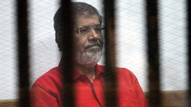 Egjipt - Presidenti i rrëzuar Mursi vdes në sallën e gjyqit | TRT  Shqip