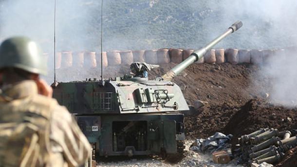 Vazhdon përparimi i ushtrisë turke në Afrin   TRT  Shqip