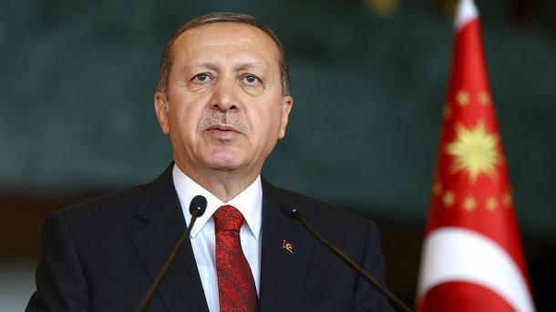 Maelezo ya rais Erdoğan kuhusu Aleppo