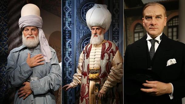 افتتاح شعبه استانبول موزه مادام توسو از 28 نوامبر