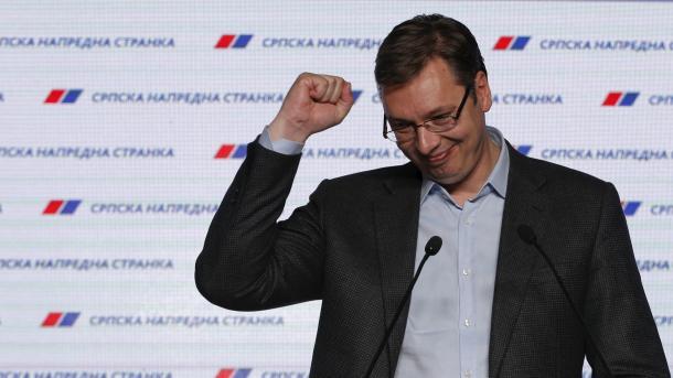Новое руководство назначено вСербии
