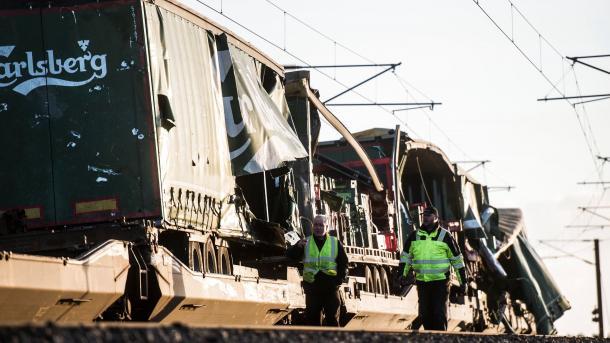 Danemark : plusieurs morts dans un accident de train
