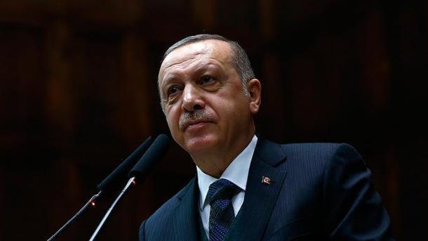Erdogan: Rrethet e caktuara bëjnë propagandë kundër operacionit Dega e Ullirit | TRT  Shqip