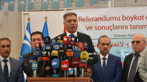 Власти Ирака высказались против референдума вКурдистане