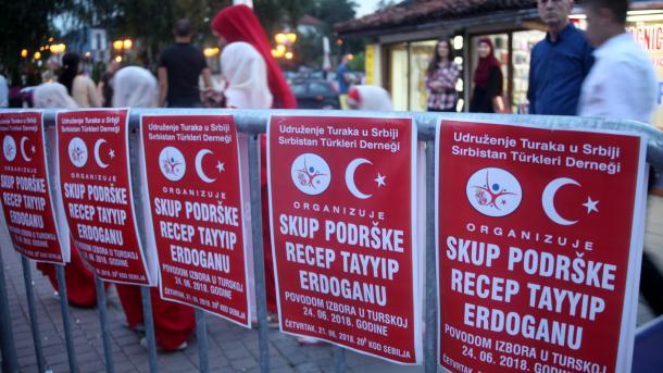 NoviPazar uz Erdogana