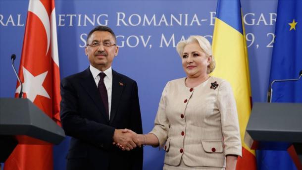 Oktay: Rumania, një pikë kalimi në hapësirën e gjerë gjeografike | TRT  Shqip