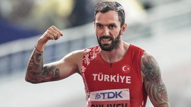 土耳其田径选手晋升世锦赛决赛 | 三昻体育
