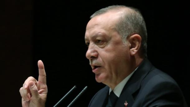 Erdogan: Svijet mora zaustaviti Assada