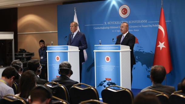 """Çavusoglu: Kanë nisur """"arratisjet"""" nga dollari, SHBA-ja po e përdor si mjet sulmi ekonomik   TRT  Shqip"""
