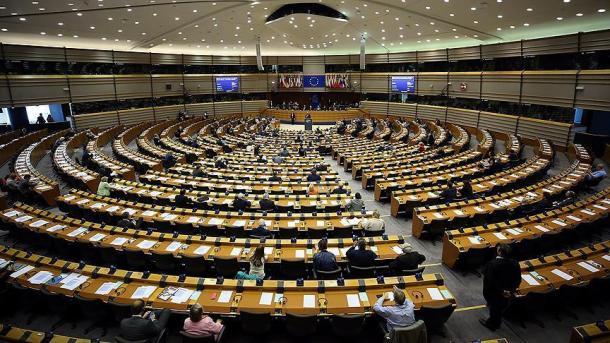 Parlamenti Evropian - Vendimi i ShBA-së ndaj Turqisë në kundërshtim me rregullat e OBT-së | TRT  Shqip