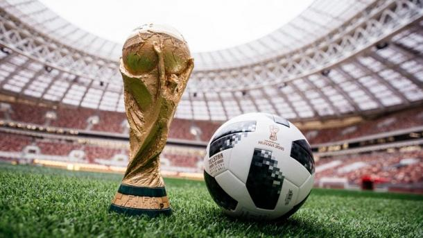 2018世界杯奖杯传递活动已开启 | 三昻体育