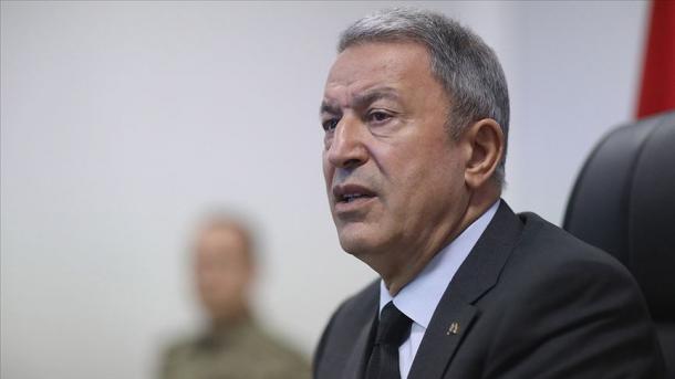 Akar: Operacionet në veri të Irakut do të vazhdojnë | TRT  Shqip