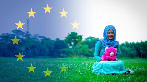 Koment – Islami Evropian   TRT  Shqip