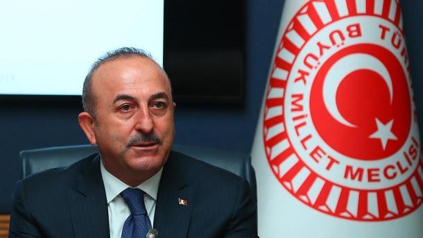 Çavushollu: Turqia e vendosur dhe e aftë për operacionin në Afrin   TRT  Shqip