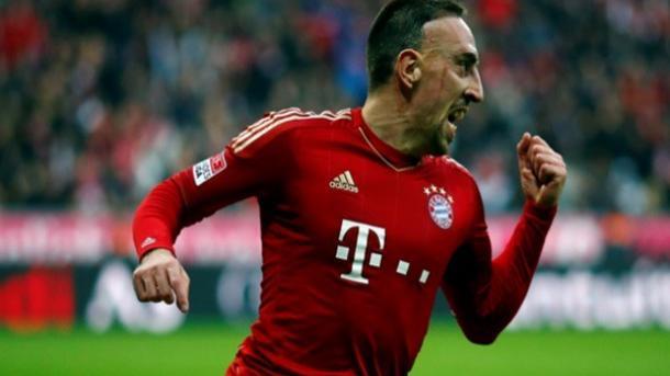 Arbeitpapier für den Altstar: Ribery verlängert bei den Bayern