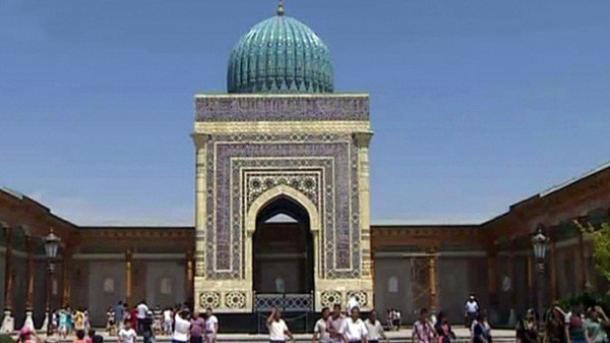 Călătoria în Uzbekistan  Notițe, partea I | TRT Romanian