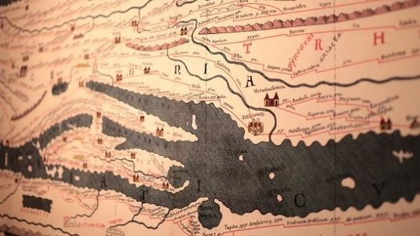 Skoplje Izlozene Karte Makedonije Stare 500 Godina Trt Bosanski