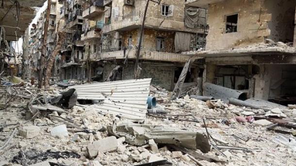 U zračnom napadu na pijacu u Halepu poginulo 15 osoba