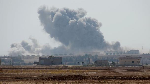 Objektivat e shkatërruara gjatë sulmeve të vendeve perëndimore në Siri | TRT  Shqip
